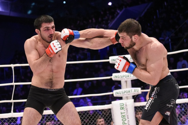 Анатолий Токов vs Рамазан Эмеев, M-1 Challenge 73