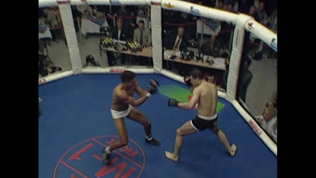 Алексей Веселовзоров vs Дейв Далгиш, M-1 MFC - Russia vs. the World 2