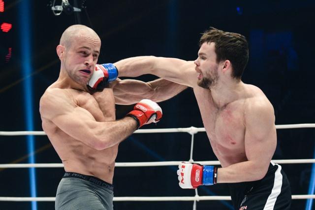 Jani Salmi vs Nikolay Goncharov, M-1 Challenge 87