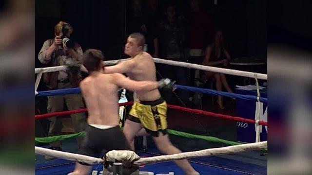 Игорь Абаев vs Адам Арапиев, Northwest Open MixFight Championship