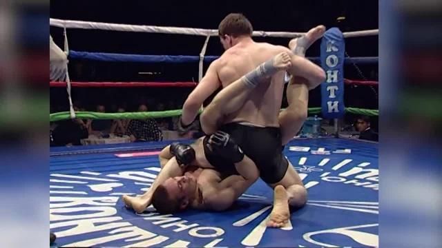 Денис Комкин vs Сейфуллах Агабаев, Northwest Open MixFight Championship