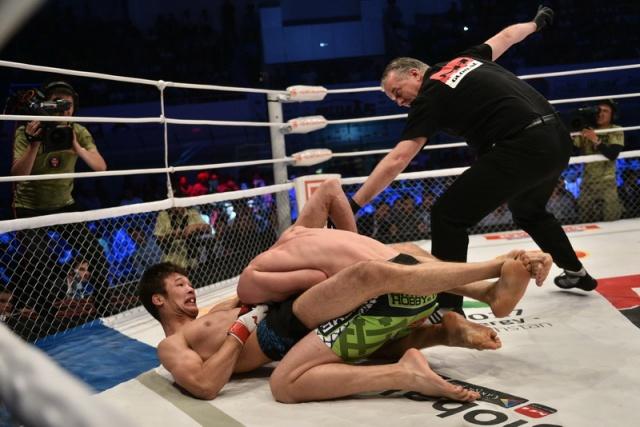 Михал Винцек vs Шавкат Рахмонов, M-1 Challenge 59