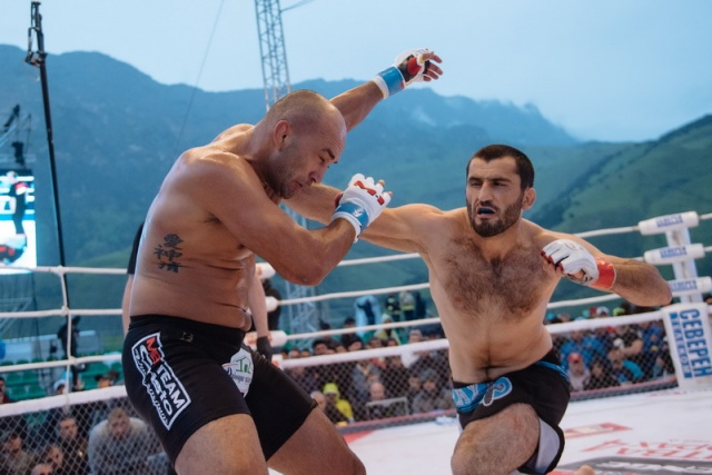 Марсело Брито vs Мурад Абдулаев, M-1 Challenge 58