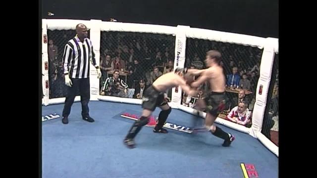 Сергей Бычков vs Ронни Ривано, M-1 MFC - World Championship 1997