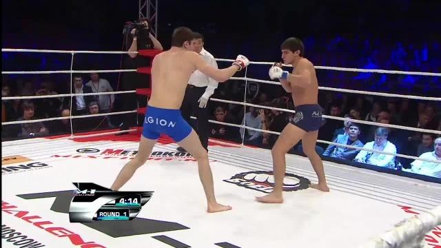 Alexander Tokarev vs Vusal Bayramov, M-1 Challenge 22
