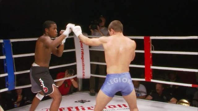 Джейсон Понет vs Сергей Вердеш, M-1 Challenge 07