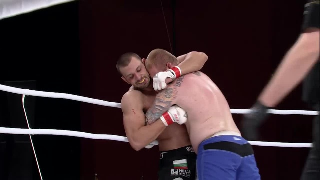 Тони Валтонен vs Никола Дипчиков, M-1 Challenge 17