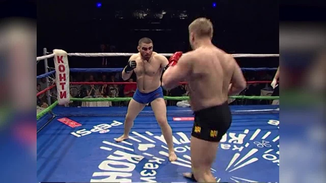 Башир Гулиев vs Михаил Богданов, Northwest Open MixFight Championship