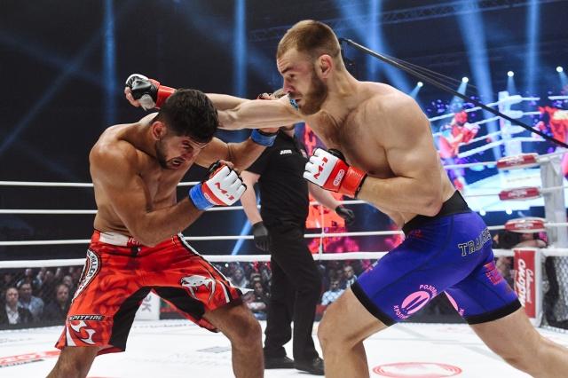 Арда Адас vs Сергей Романов, M-1 Challenge 79