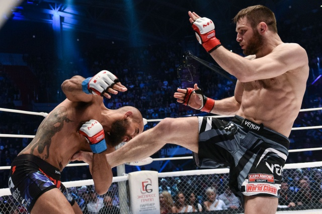 Роберт Тернквист vs Максим Дивнич, M-1 Challenge 65