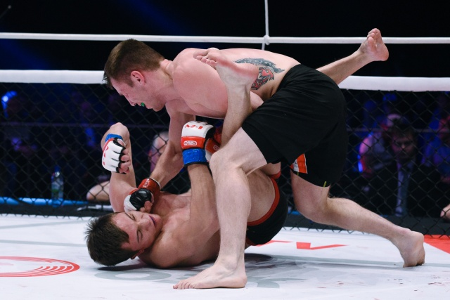 Джош Реттингхаус vs Александр Лунга, M-1 Challenge 85