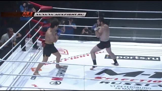 Марат Илаев vs Хаваж Белдуров, M-1 Selection 2009 3