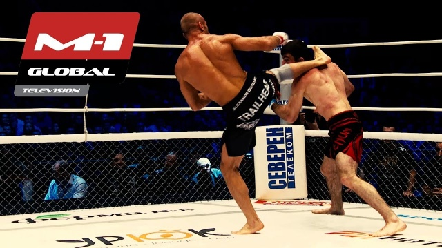 Mammadaliev vs Butenko, лучшие моменты боя, M-1 Challenge 63