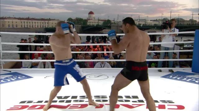 Яне Тулиринта vs Эрик Оганов, M-1 Challenge 04