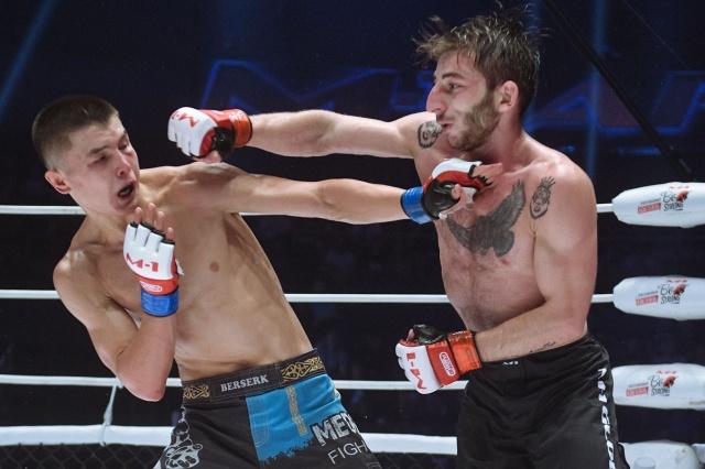 Санжар Адилов vs Важа Циптаури, M-1 Challenge 96
