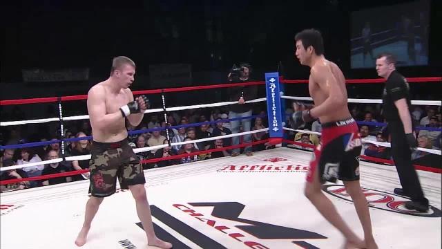 Дмитрий Самойлов vs Хьюн Гу Лим, M-1 Challenge 12