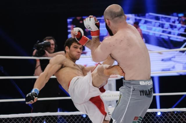 Анатолий Токов vs Магомед Измаилов, M-1 Challenge 39