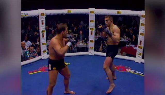 Андрей Арловский vs Майкл Тилрой, M-1 MFC European Championship 2000
