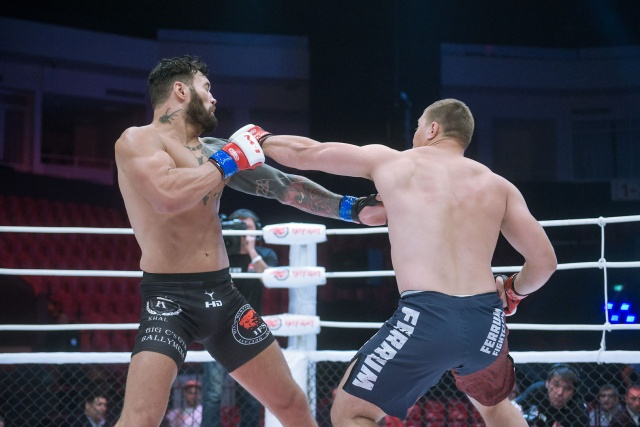 Миндаугас Жерве vs Николай Рачек, M-1 Challenge 97&Tatfight 7