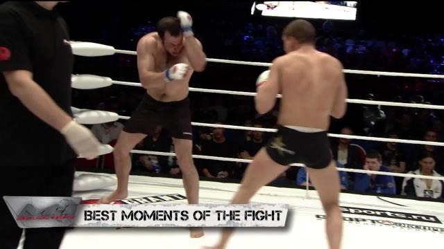 Вячеслав Василевский vs Сергей Гузев, Selection 2010 Eastern Europe Round 2