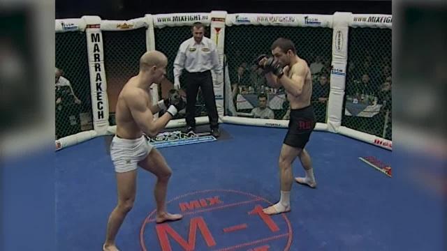 Яни Лакс vs Мусаил Аллаудинов, M-1 MFC European Championship 2002