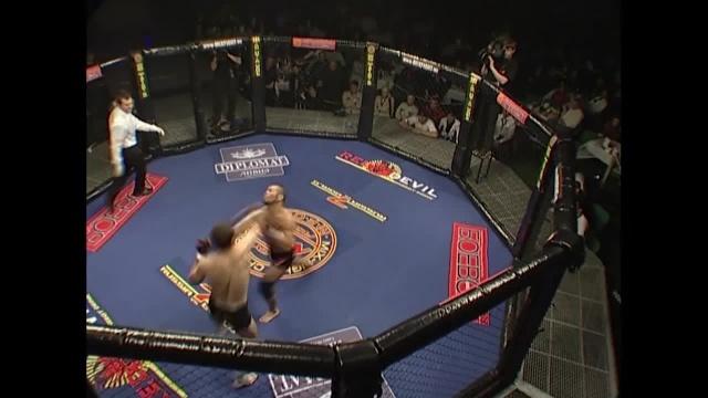 Юдзи Хосино vs Мусаил Алаудинов, M-1 MFC - Russia vs. the World 7