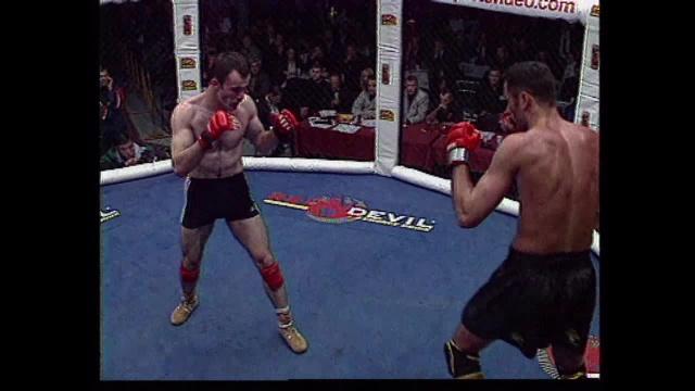Сергей Завадский vs Гоксел Сахинбас, M-1 MFC World Championship 1999