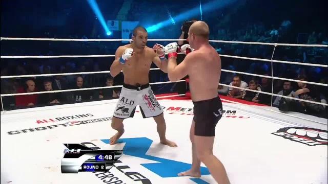 Дениэль Вайхель vs Юрий Ивлев, M-1 Challenge 21