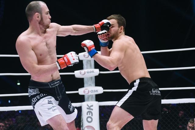 Яни Салми vs Роман Богатов, M-1 Challenge 84