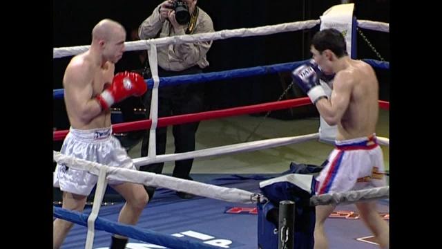 Рамиль Курмантаев vs Михал Хангут, M-1 MFC - Russia vs. Europe