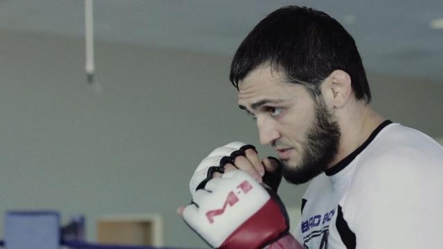 Абукар Яндиев. Документальный фильм о бойце. Часть 2