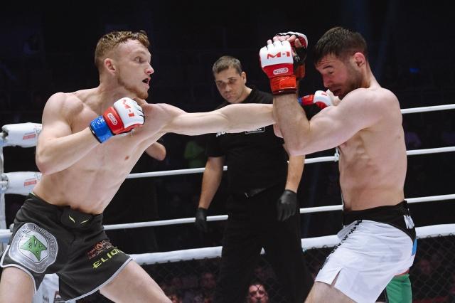 Дамьен Пелтье vs Максим Кулдашев, M-1 Challenge 90
