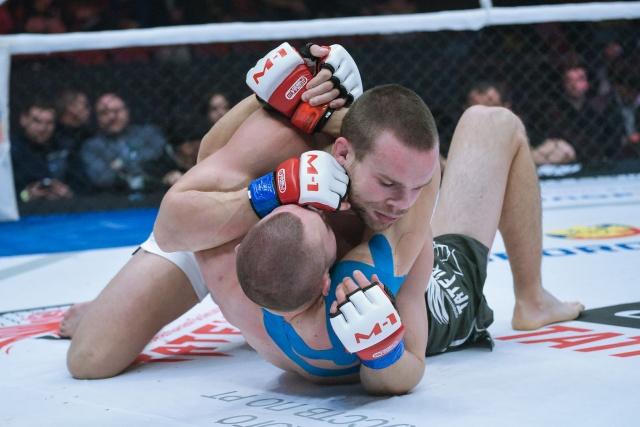 Яни Салми vs Руслан Хисамутдинов, M-1 Challenge 97&Tatfight 7