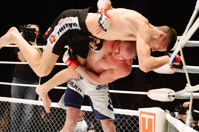 Алексей Сотников vs Роман Богатов, M-1 Challenge 75
