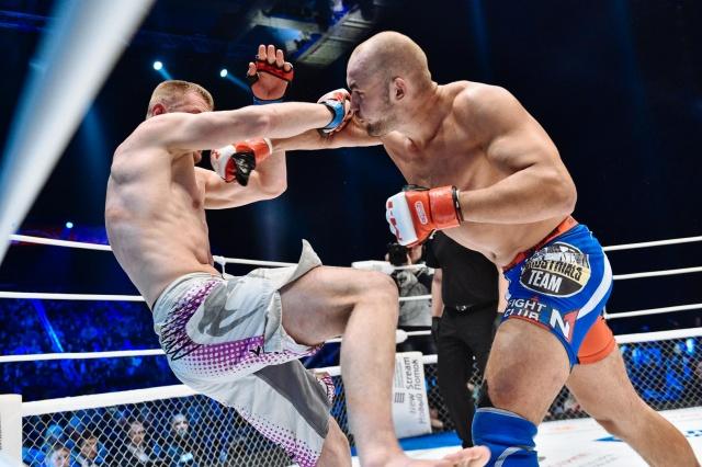 Вячеслав Богомол vs Валерий Мясников, M-1 Challenge 64