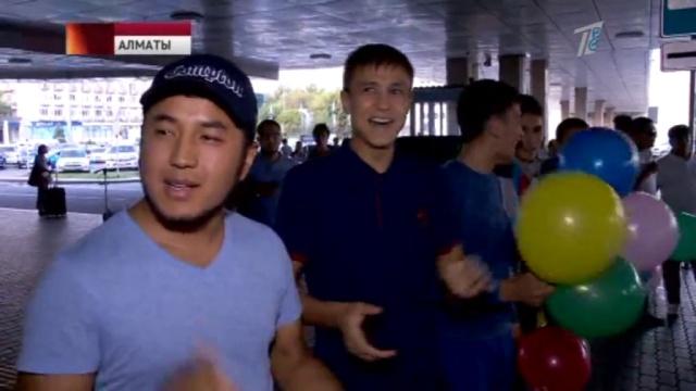 Казахстанец Арман Ашимов нокаутировал непобедимого ранее дагестанского бойца.