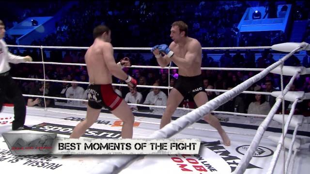 Магомед Султанахмедов vs Павел Кущ, Selection 2010 Eastern Europe Round 1