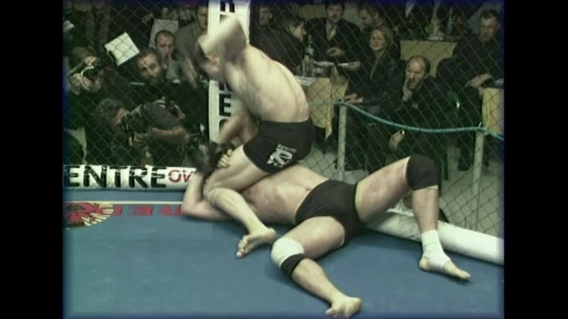 Андрей Семенов vs Николай Оникиенко, M-1 MFC - World Championship 2000