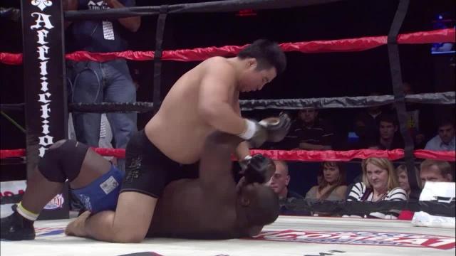 Санг Су Ли vs Малик Н`Диай, M-1 Challenge 08