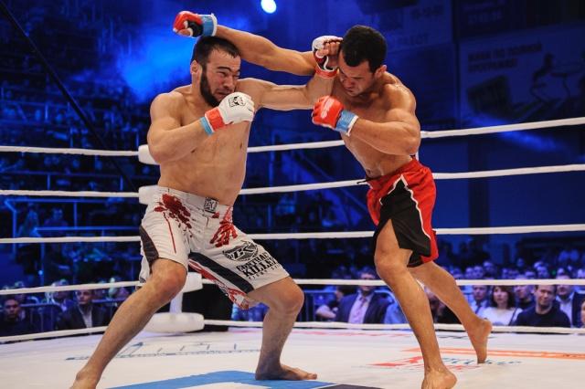 Альберт Дураев vs Хулио Сезар Алвеш, M-1 Challenge 37
