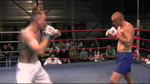 Берри Бунтхоф vs Ивица Джейкопик, Selection 2010 Western Europe Reserve Matches