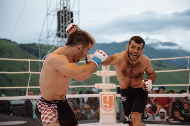 Антун Рачич vs Турал Рагимов, M-1 Challenge 58