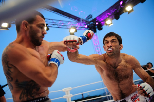 Михаил Малютин vs Георги Стоянов, M-1 Challenge 41