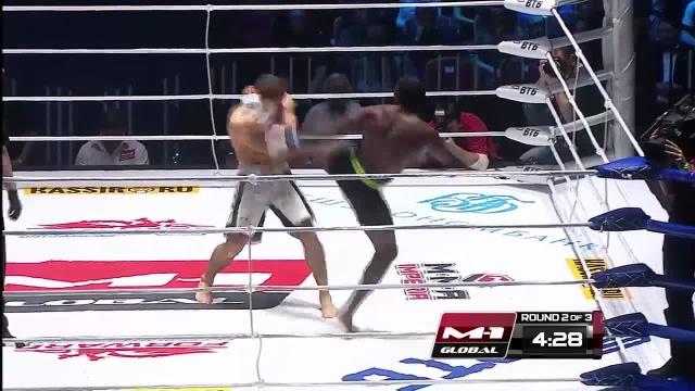 Майрбек Тайсумов vs Джош Торп, M-1 Global - Fedor vs. Monson