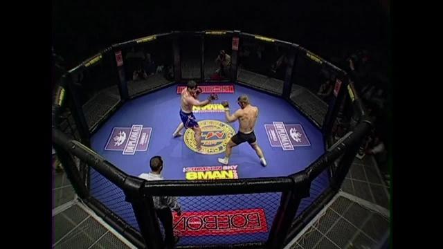 Владимир Юшко vs Рамин Тагиев, M-1 MFC - Middleweight GP