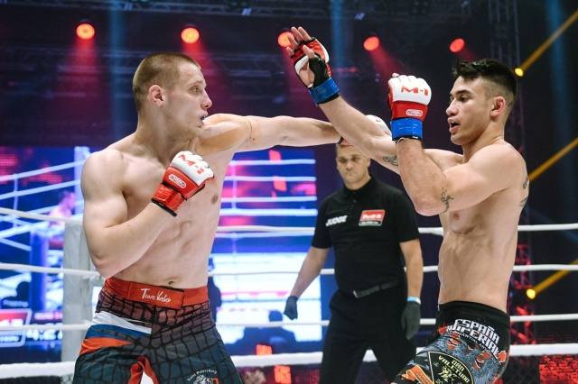 Тино Гиларанц vs Валентин Крыжановский, M-1 Challenge 87