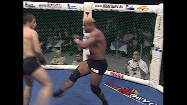 Арман Гамбарян vs Марсело Виейра, M-1 MFC - Russia vs. the World 3