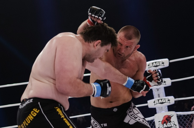 Дамиан Грабовски vs Тадас Римкевичус, M-1 Challenge 39