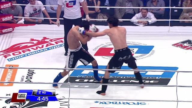 Рахман Махаджиев vs Забит Магомедшарипов, WMMAA Finals