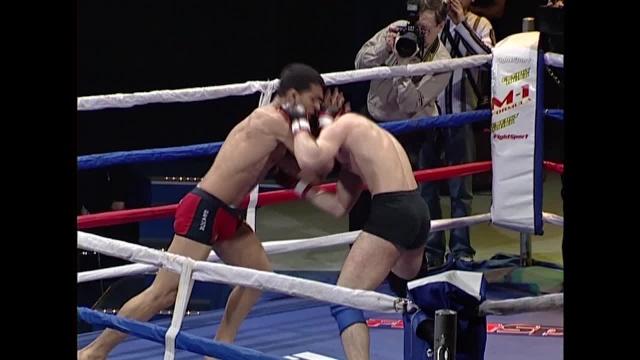 Порфирио Алвес Мл. vs Саид Халилов, M-1 MFC - Russia vs. Europe